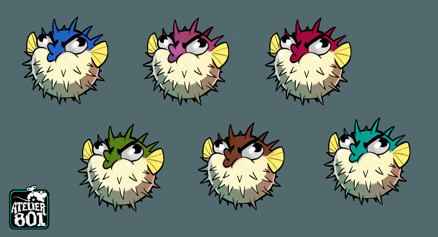 Pufferfish - Transformice